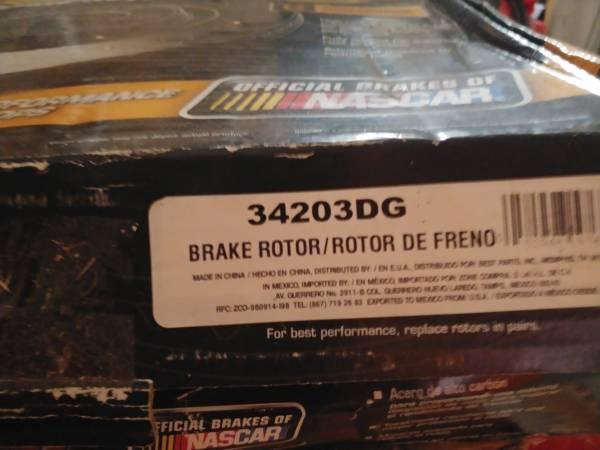 Photo Brand New Honda Brake rotors - $50 (Webster)