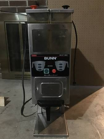 Photo Bunn Commercial Coffee Grinder - $300 (Ontario, New York)