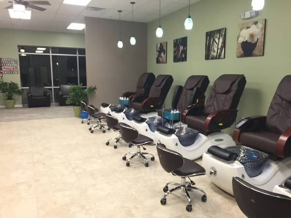 Photo Busy, upscale nail salon for sale (Fairport)