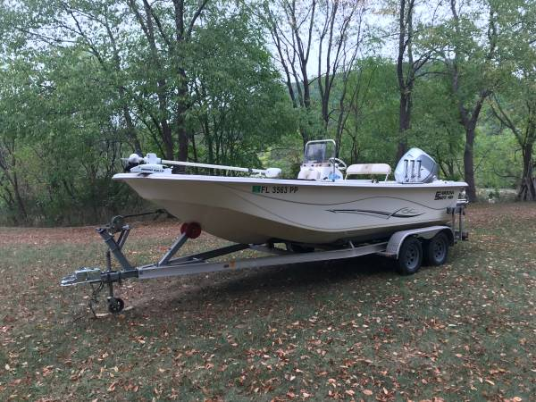 Photo Carolina Skiff DLV 218 - $20,000 (Penfield)
