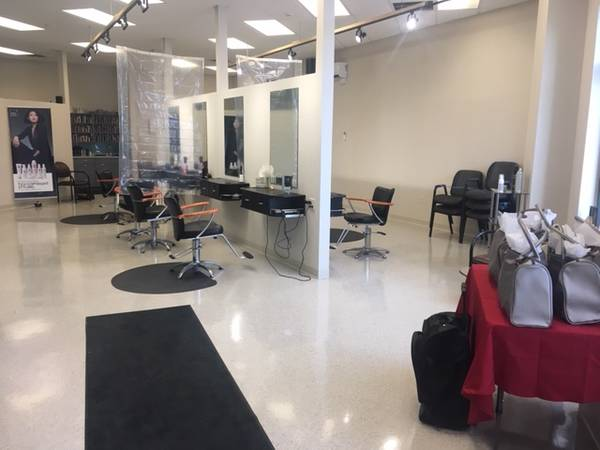 Photo Fully Equipped Upscale and Modern Beauty Salon for sale - $59,900 (Webster NY)