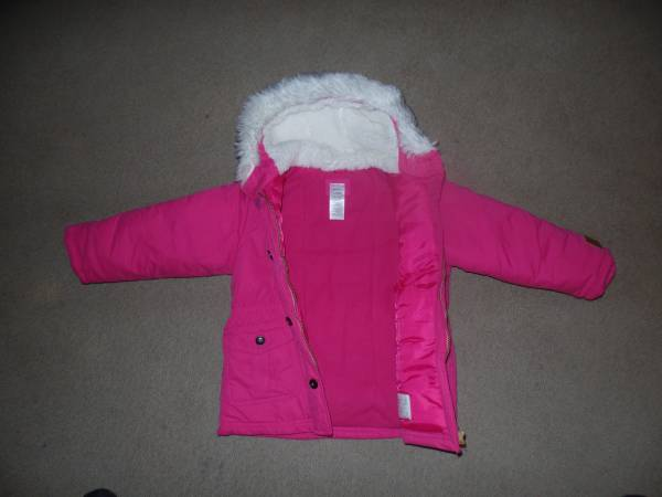 Photo Girls Winter Coats and Snow Pants (Victor)