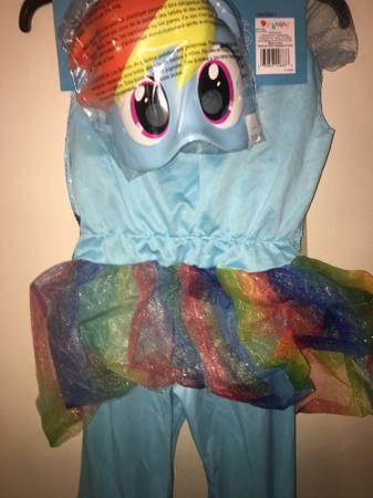 Photo HALLOWEEN COSTUME-MY LITTLE PONY MOVIE - NEW - $15 (GREECE, NY)