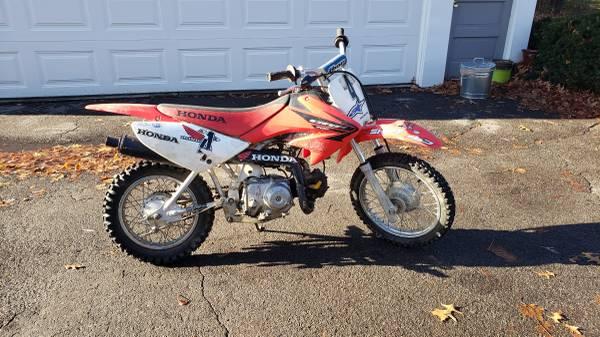 Photo Honda CRF 70 - $800 (Rochester)