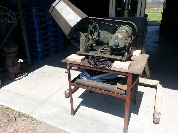 Photo Industrial Parts Tumbler - $200 (Hilton)
