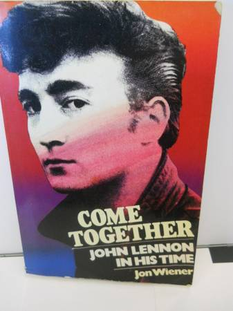 Photo JOHN LENNON-COME TOGETHER (ROCHESTER)