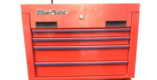 Photo Snap On Blue Point Tool Box - $295 (Brighton Rochester)