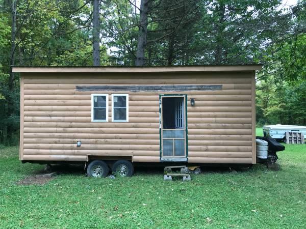 Photo Tiny House Custom Built for sale - $25,000 (Canasarega, NY)