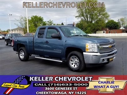 Photo Used 2012 Chevrolet Silverado 1500 4x4 Extended Cab LS for sale