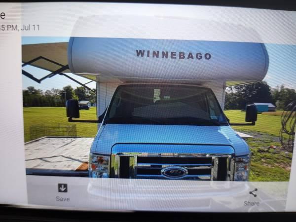 Photo WINNEBAGO OUTLOOK CLASS C - $69,000 (LYNDONVILLE)