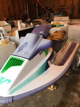 Photo 1992 see doo xp jet ski - $1,000 (Rockford il)