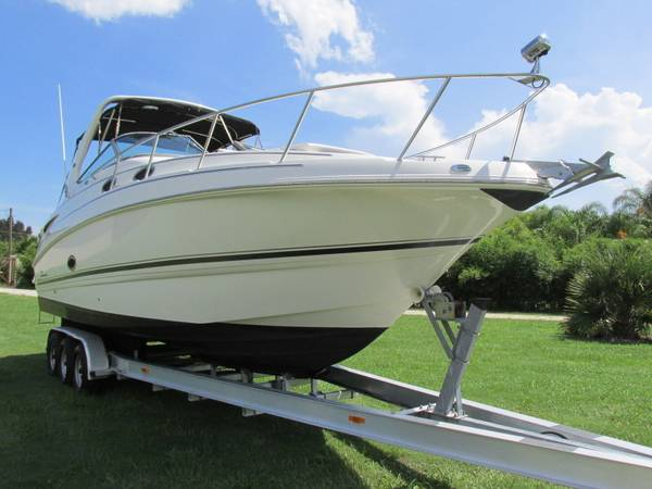 Photo 2003 Chaparral 300 Cruiser Boat205.535.Twin Inboard - $23,400 (Sterling)