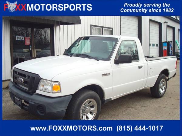 Photo 2011 Ford Ranger XL 2WD - $7895 (6 MONTH WARRANTY INCLUDED WITH PURCHASE)