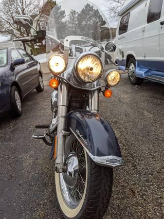 Photo 2012 Harley Davidson Softail Deluxe - $7,500 (Lake Zurich)