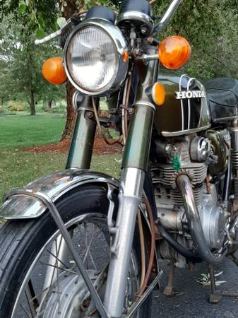 Photo 73 Honda CB 350 Barn Find $1200 OBO (Stillman Valley) - $1,200 (Stillman Valley)