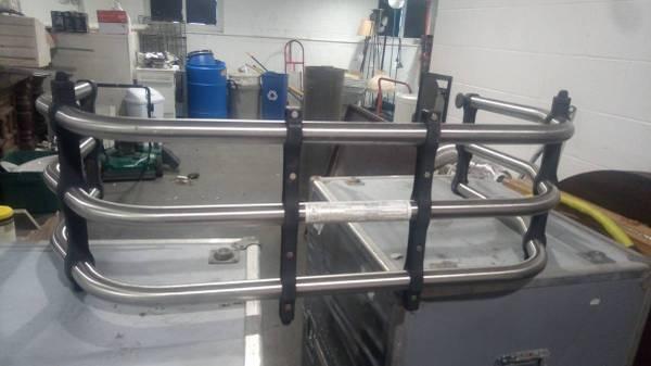 Photo Aluminum Truck Bed Extender - $75 (DeKalb)