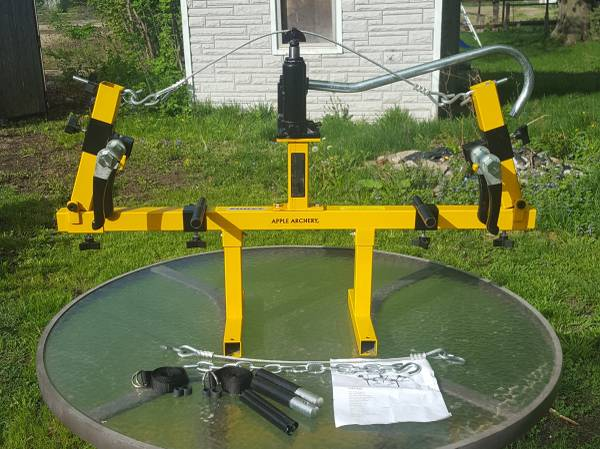 Photo Apple Archery Bow Press Model 0125 - $100 (Rock Falls, IL)