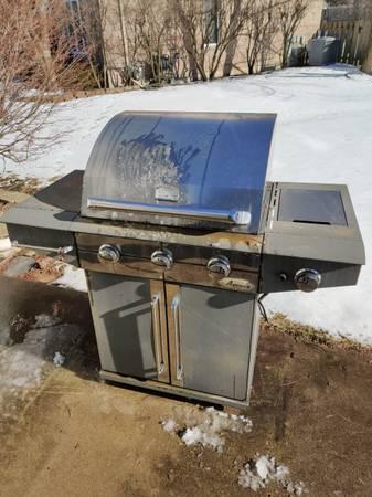 Photo BBQ grill (Buffalo Grive)