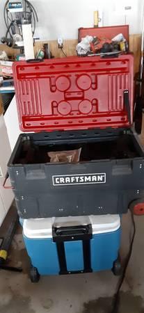 Photo Craftsman tool chest - $50 (Lindenwood)