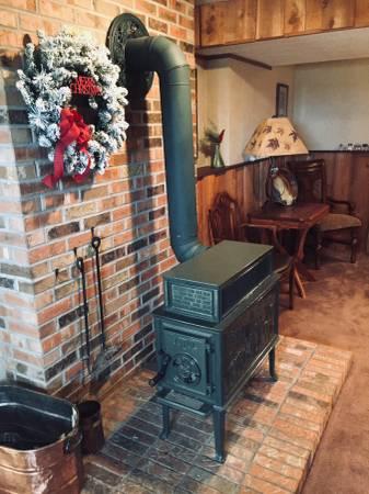 Photo Fireplace-Jotul wood burning stove - $1300 (Rockford)