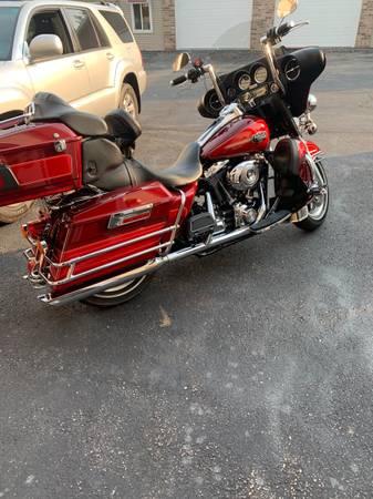 Photo Harley 2008 Ultra Classic Electra Glide - $10,800 (Mcfarland)
