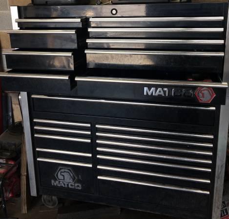 Photo Matco MB7520 top box - $800