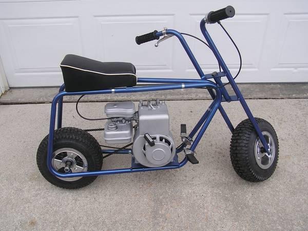 Photo Mini Bike - $350 (Morris)