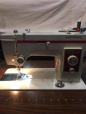 Photo Necchi New Home Sewing Machine - $150 (Machesney Park)