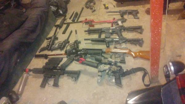 Photo Paintball lot - $2000 (Freeport il)