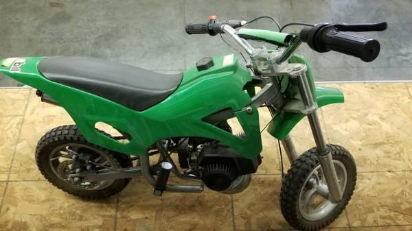 Photo Pocket Dirt Bike 50cc - $175 (dixon)