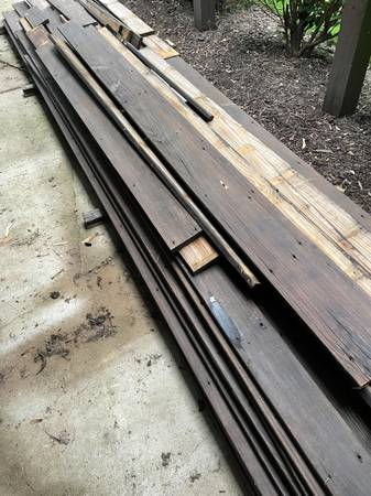 Photo Pressure Treated Deck Boards Used - $400 (Rockford)