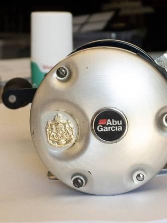Photo Price Reduced - Used Abu Garcia Ambassadeur 6500C Baitcasting Reel - $80 (East Rockford)