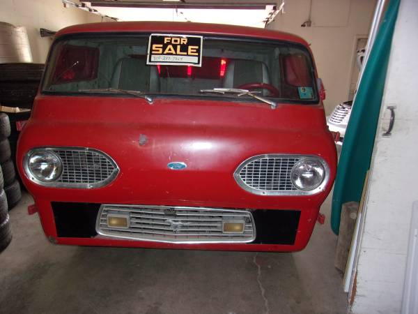 Photo Price reduced 1961 Ford Econoline Pickup Chopped 10quot (Freeport)