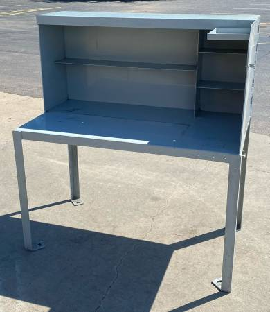 Photo Steel Workbenches (Used) - $30 (Rockford)