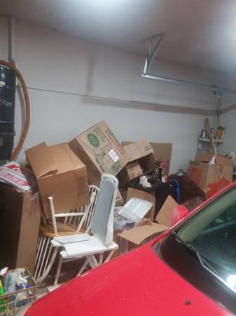 Photo Used moving boxes for sale all sizes - $1 (machesney Park)