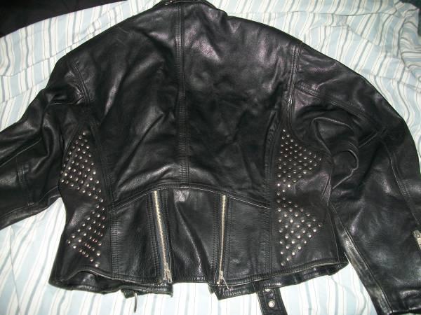 Photo Womens Harley Davidson Leather Jacket - $45 (polo)