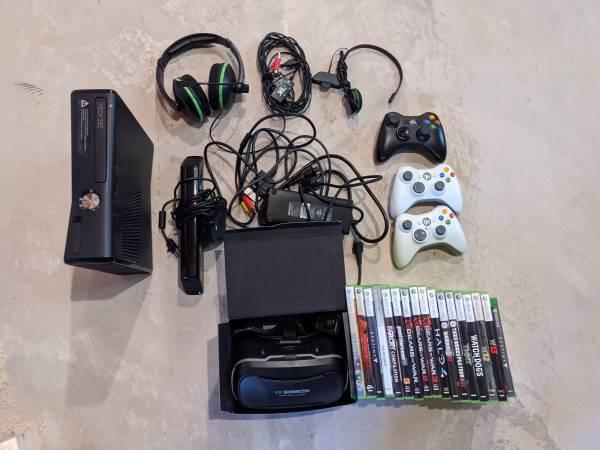 Photo Xbox 360 Bundle - $100 (WOODSTOCK)