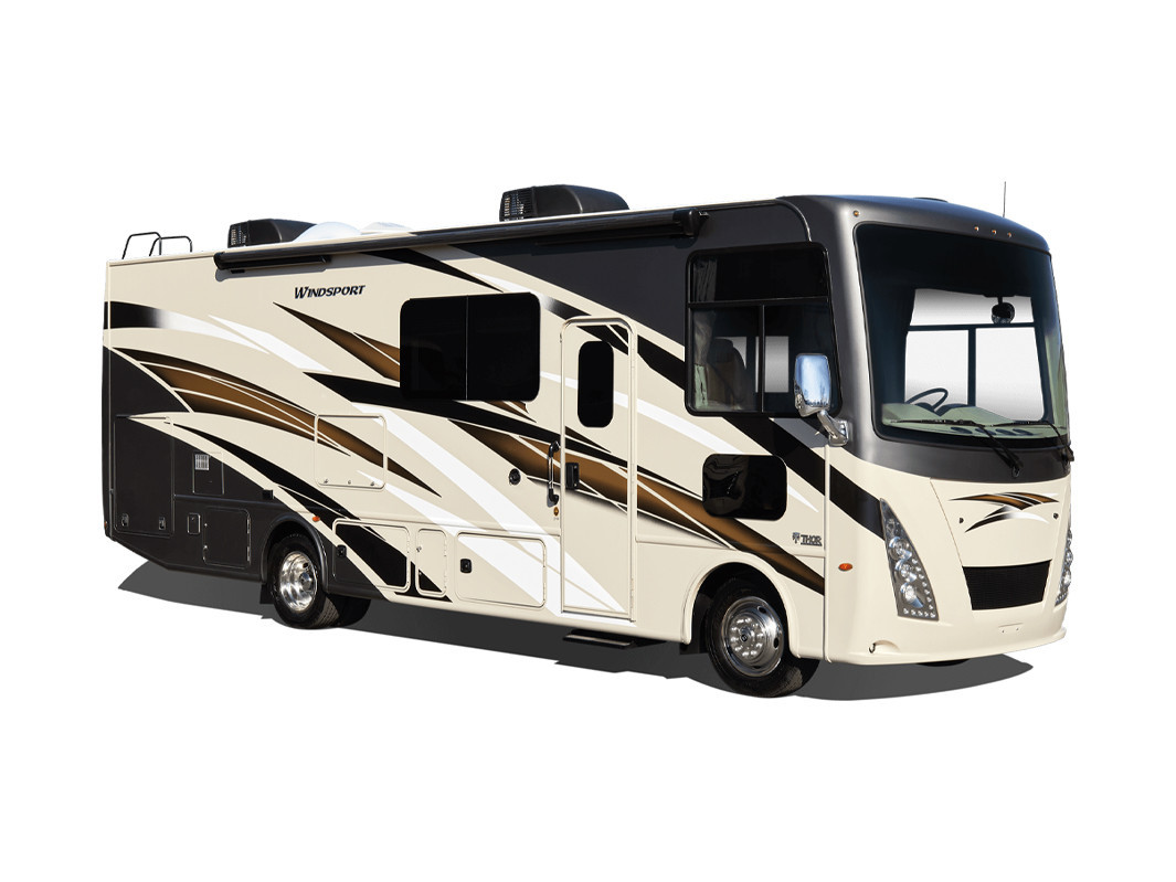 Photo 2022 Thor Motor Coach Windsport 34R $181651