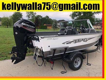 Photo .... Used For Sale 16 Lund 1775 this good ... - $12,500 (rockford)