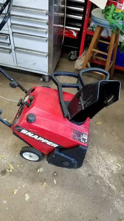 Photo snow blowers - $50 (rockford)