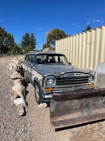 Photo 1987 Jeep Grand Wagoneer - $3,600 (Gypsum)