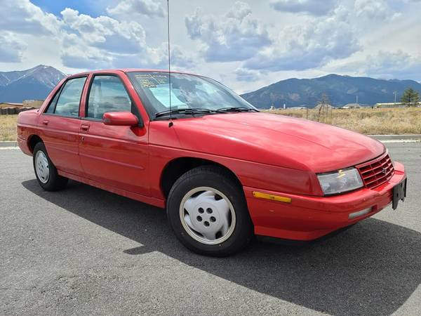 Photo 1995 Chevy Corsica v6 only 70k miles 1 OWNER - $2,900 (Buena Vista)