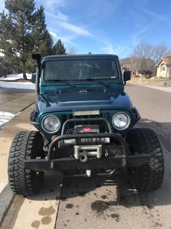 Photo 1997 Jeep Wrangler TJ Off-Road - $9,998