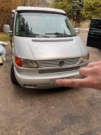 Photo 2002 Volkswagen Eurovan MV Weekender - $17,999 (Avon)