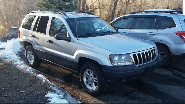 Photo 2003 Jeep Grand Cherokee - $3000 (Breckenridge)