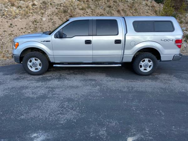 Photo 2011 Ford F150 XLT - $21,000 (Breckenridge)