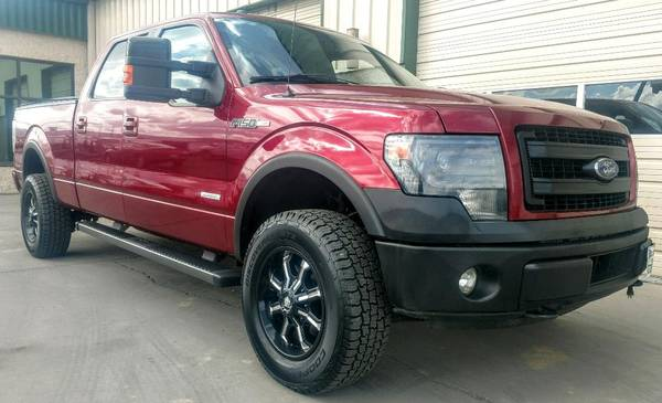 Photo 2014 Ford F150 Super Crew FX4 Ecoboost Automatic - $25900 (Grand Junction)