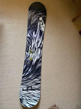 Photo 2015 Lib Tech Skate Banana 159W snowboard - $200 (AVON)