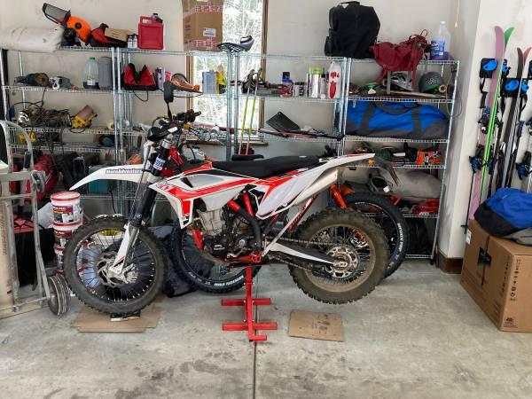 Photo 2020 Beta 390 RRS dirt bike like new - $9,300 (Breckenridge)