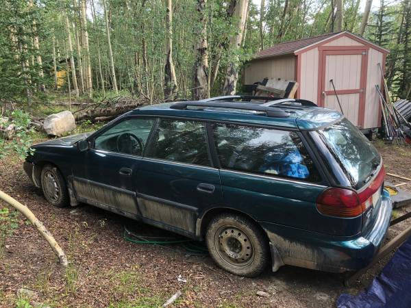 Photo 97 Subaru Legacy - $500 (Alma)